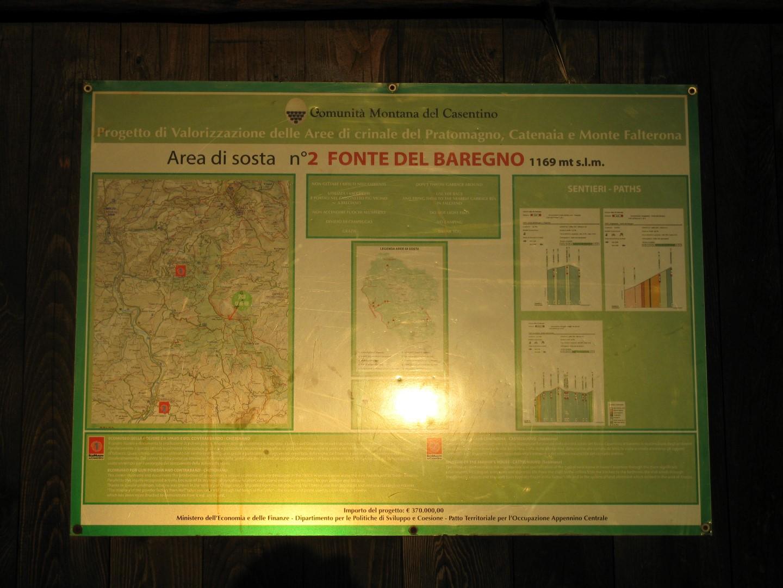 Baregno-Cartello Fonti del Baregno
