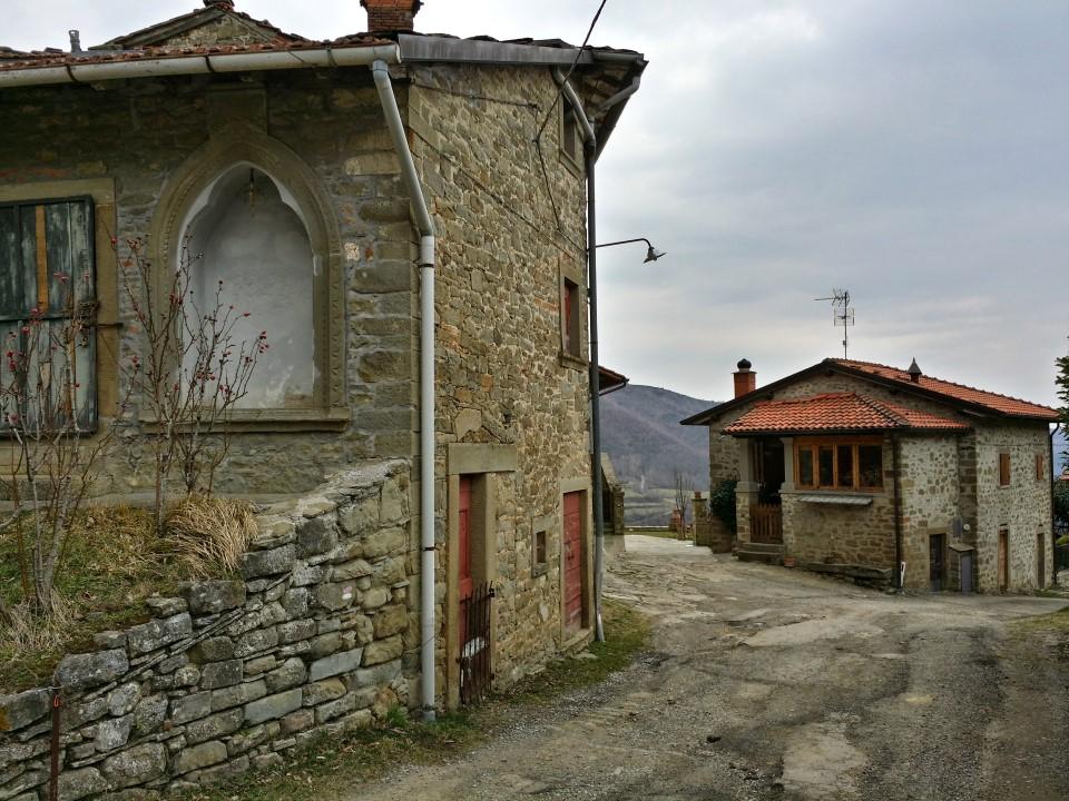 Battifolle - Sentiero 52 - Pratomagno