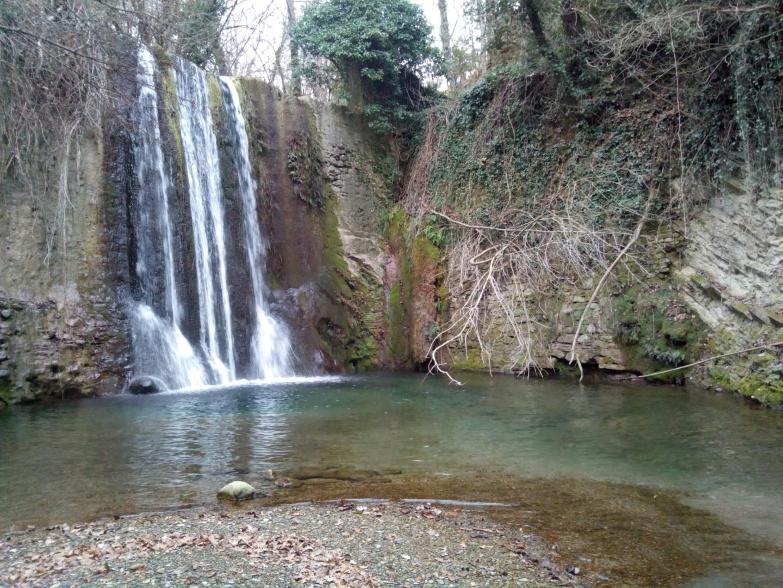 Cascata sul Faltognano
