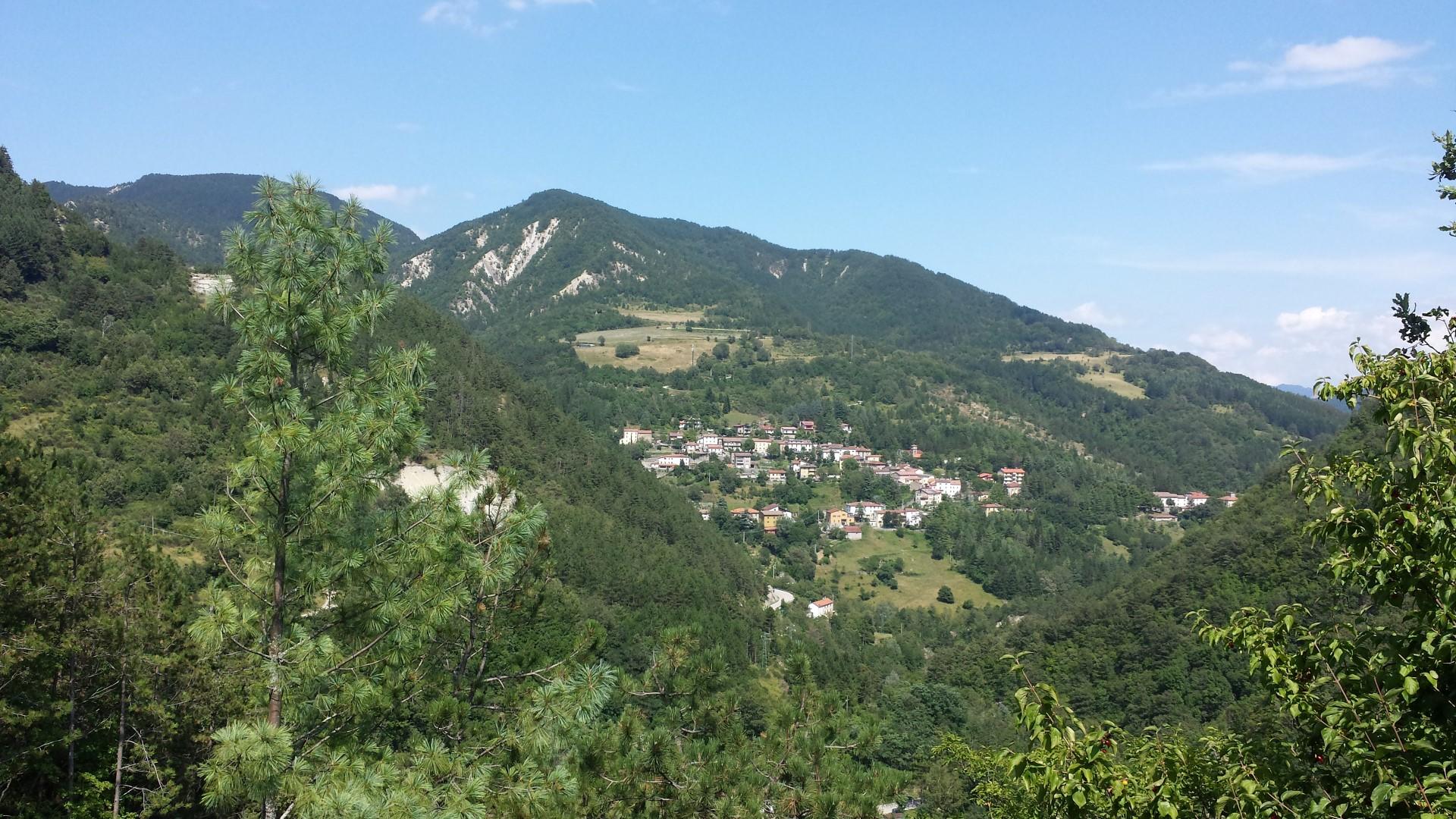 Corniolo - San Paolo in Alpe, Casentino