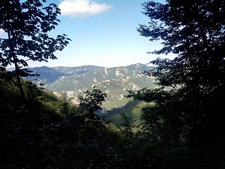 Vecchie Vie escursioni trekking casentino Arezzo