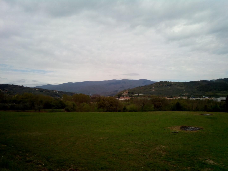 Catenaia vista dal sentiero 47