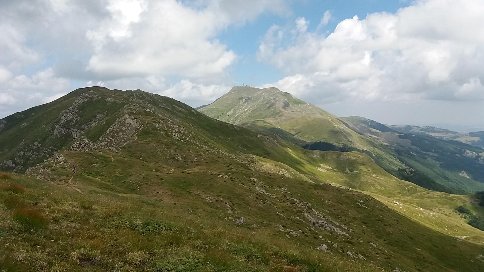 Monte Cimone raggiungibile da Abetone