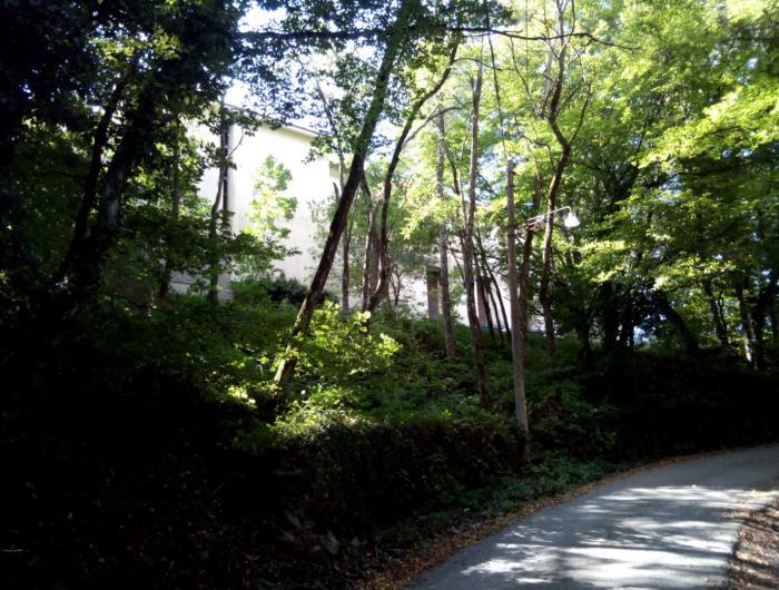 Albergo di poti dalla via della fontemura