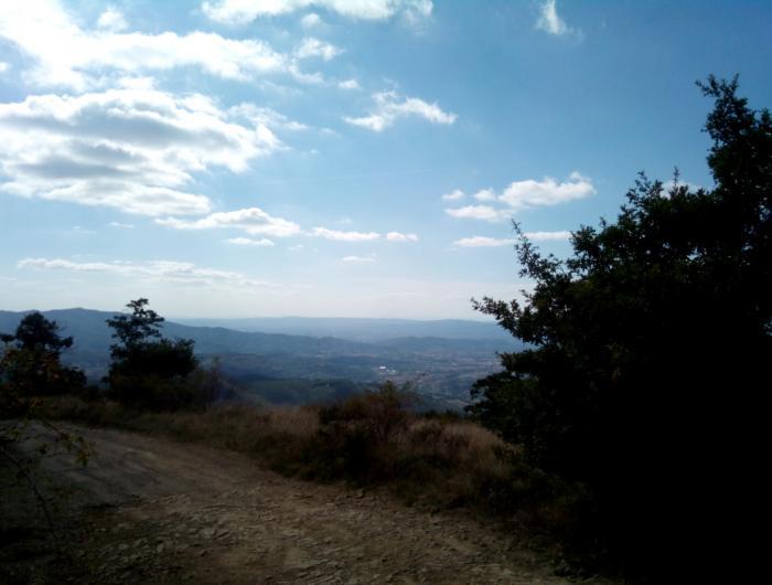 Arezzo: foto panoramica da Poti