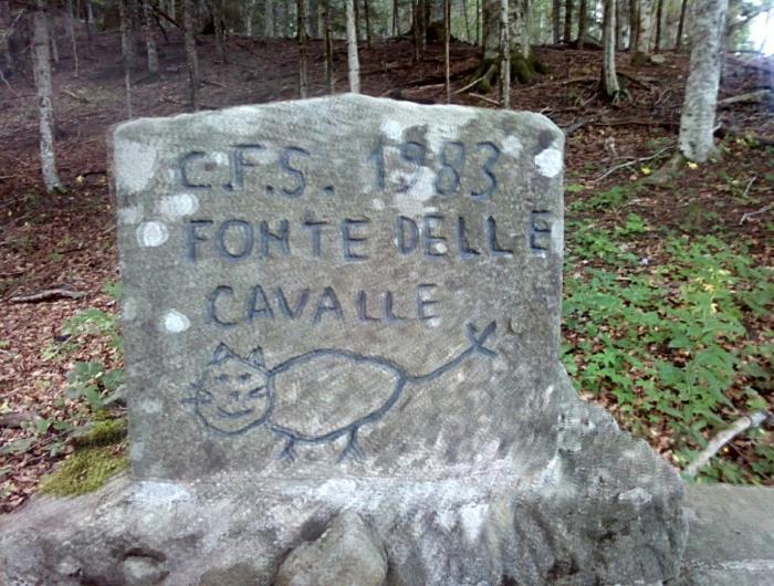 Fonte delle Cavalle