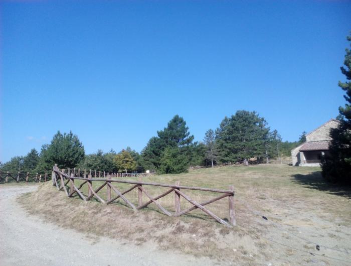 Madonna di Montalto: area pic nic