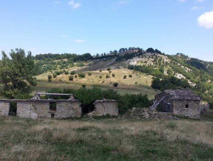 Prati di San Paolo in Alpe - San Paolo in Alpe, Casentino