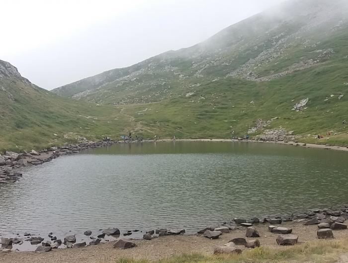 Il lago piatto in val di luce-Abetone