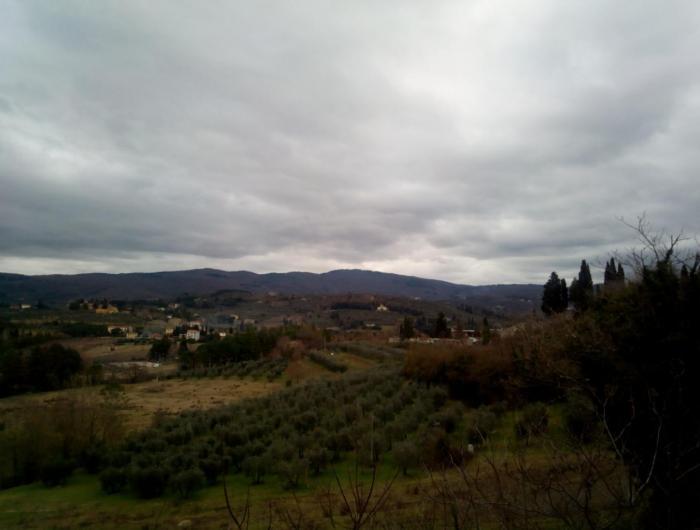 Poti, Alpe di Poti, Arezzo