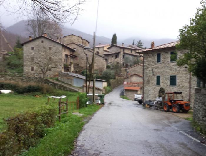 La villa, Sansepolcro (AREZZO) Alpe della Luna:Vecchie Vie, Escursioni Casentino, Arezzo