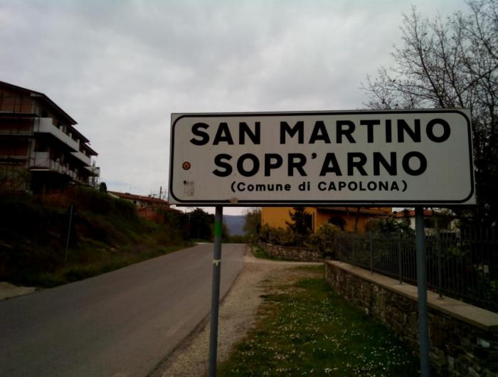 San Martino Sopr'arno