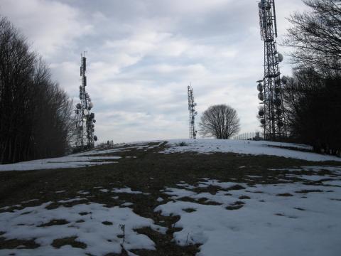 Monte Altuccia - Alpe di Catenaia -Monte Altuccia Alpe di Catenaia