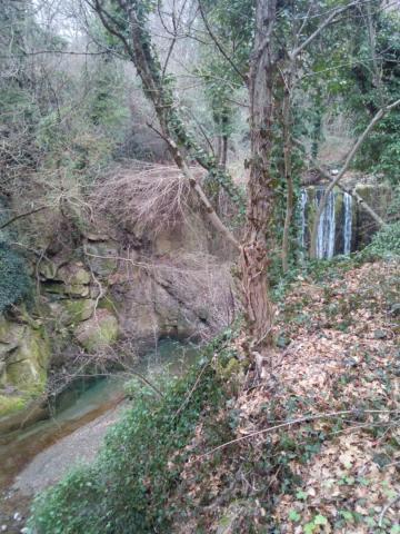 Mulinuzzo discesa alla cascata