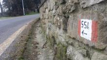 Escursione da Sargiano a Lignano Vecchie Vie escursioni trekking casentino Arezzo