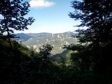 Escursione da Badia Prataglia alla Lama per l'eremo di Camaldoli Vecchie Vie escursioni trekking casentino Arezzo