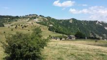 Trekking Passo della Calla - San Paolo in Alpe - Corniolo Vecchie Vie escursioni trekking casentino Arezzo