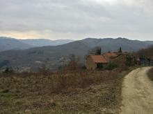 Anello del Monte Lupino Vecchie Vie escursioni trekking casentino Arezzo