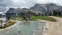 Escursione nell'altopiano del Pralongià Vecchie Vie escursioni trekking casentino Arezzo