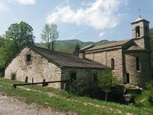 Trekking  da Badia Prataglia a Pietrapazza Vecchie Vie escursioni trekking casentino Arezzo